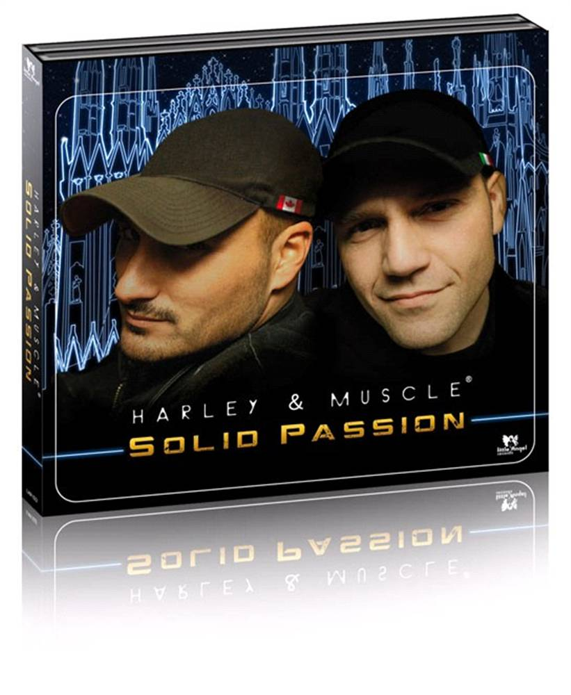 Harley & Muscle - Solid Passion