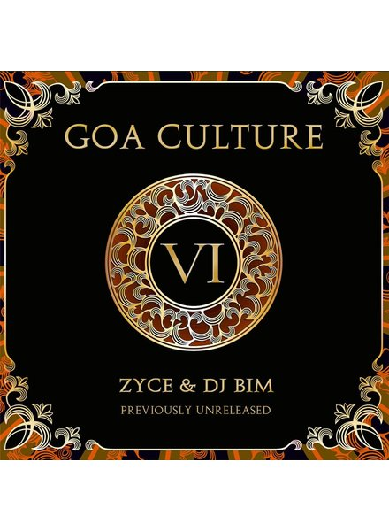 Zyce & Dj Bim - Goa Culture Vol. 6