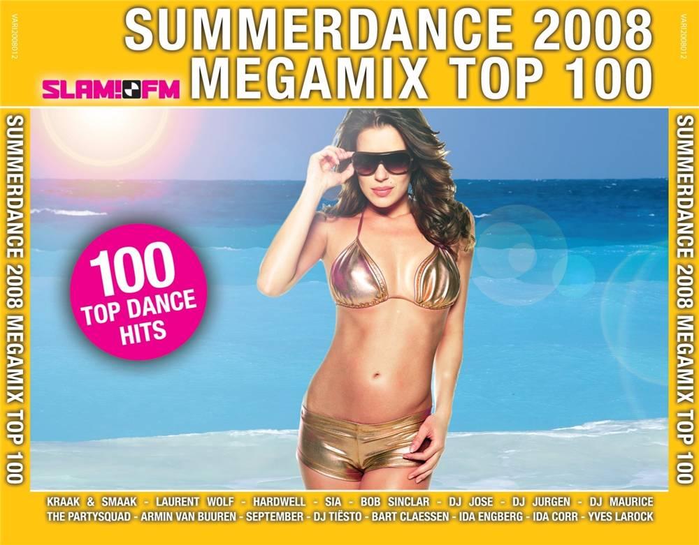 Summerdance 2008 Megamix T.100