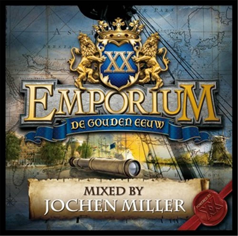 Jochen Miller - Emporium 2012 - De Gouden Eeuw