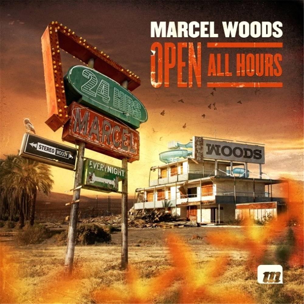 Marcel Woods - Open All Hours