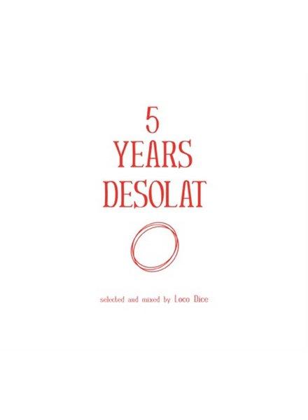 Loco Dice - 5 Years Desolat