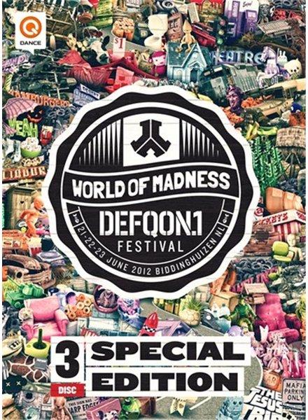 Defqon.1 - Live Registration 2012