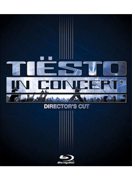 Tiesto - In Concert -Director's Cut Pal