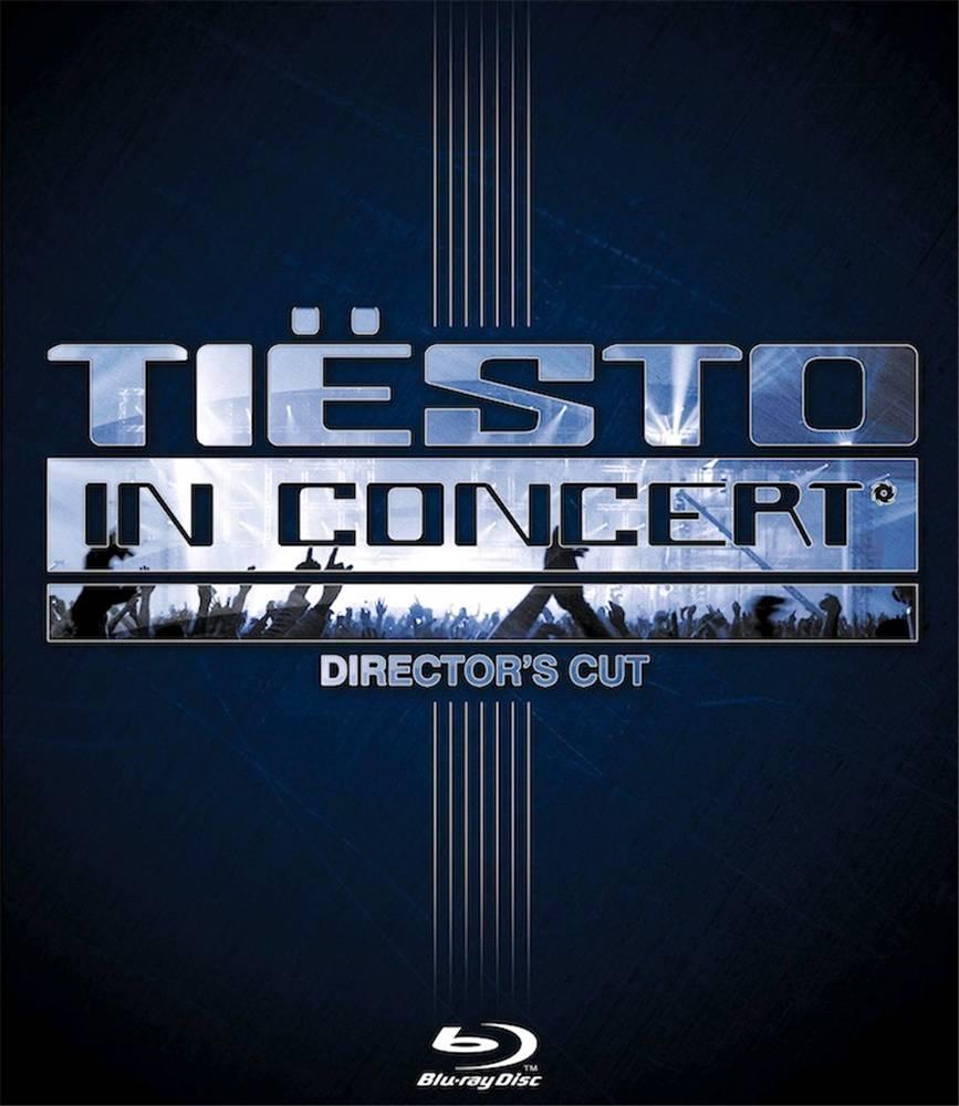 Tiesto - In Concert -Director's Cut Pal