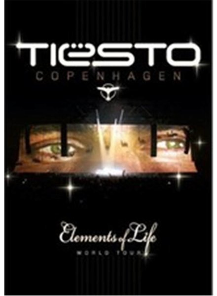 Tiesto - Copenhagen - Elements Of Life