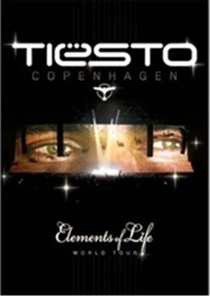 Tiesto - Copenhagen In Concert Ntsc