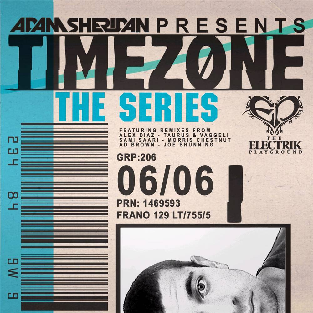 Adam Sheridan - Timezone The Series