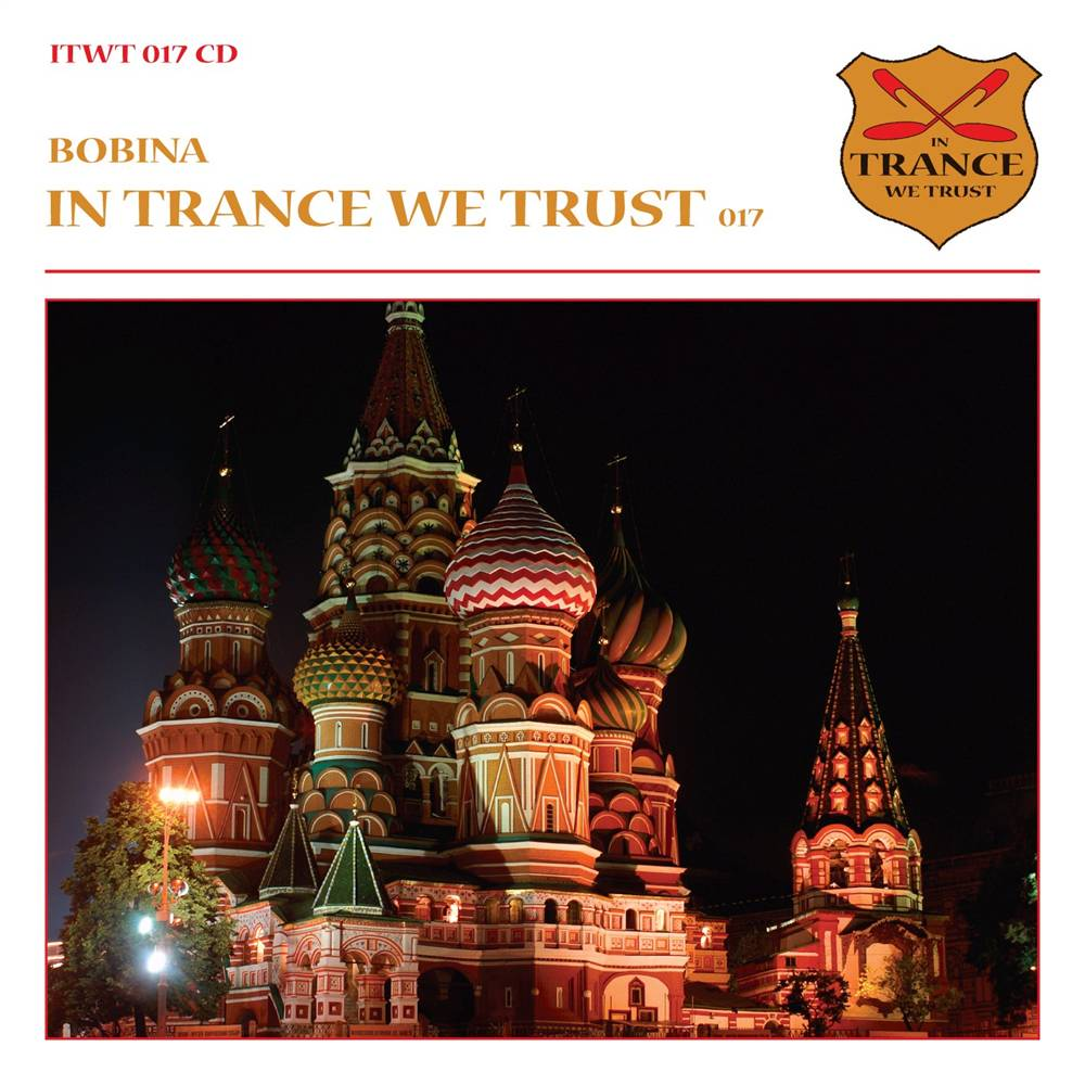 Bobina - In Trance We Trust 17