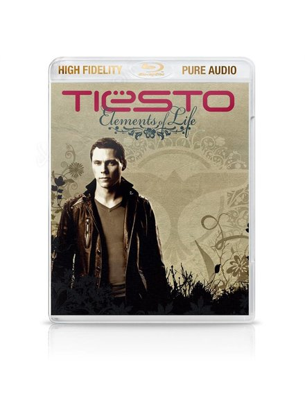Tiesto - Elements Of Life - blu-ray