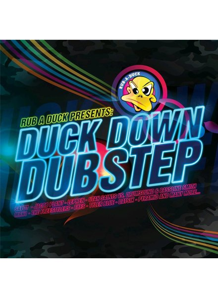 Rub A Duck Presents - Duck Down Dubstep