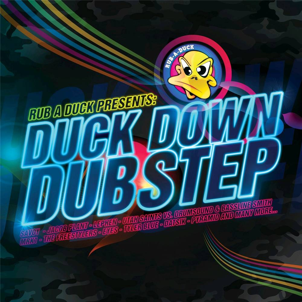Rub A Duck Presents - Duck Down Dubstep