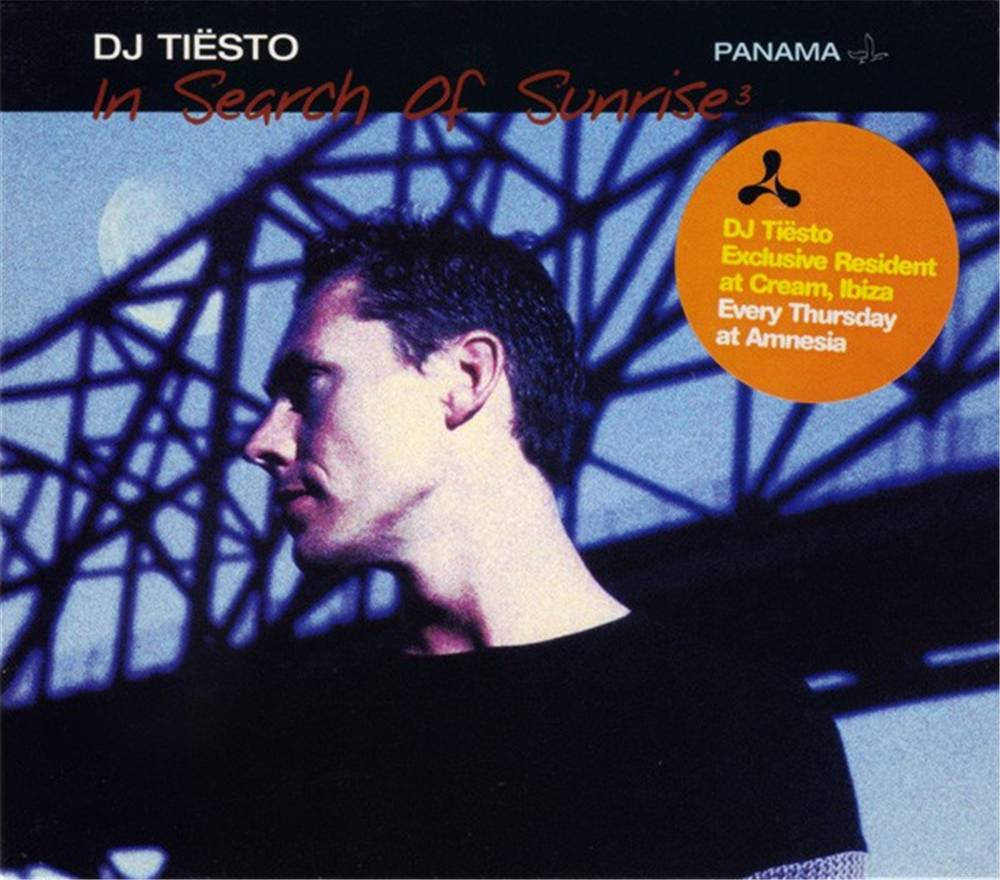 Tiesto - In Search Of Sunrise 3: Panama