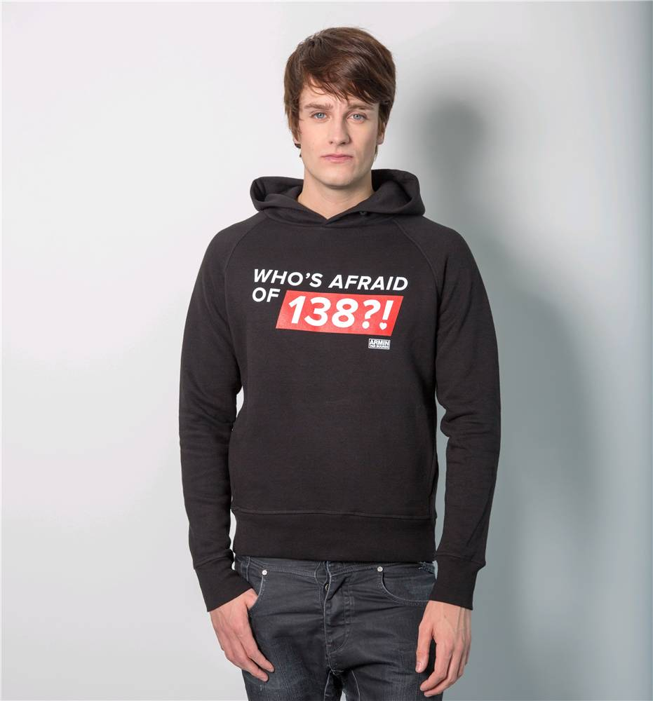 Who's Afraid Of 138?!  Who's Afraid Of 138?! - Black Hoodie - Men