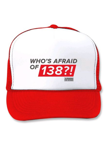 Who's Afraid Of 138?!  Who's Afraid Of 138?! - Red Cap