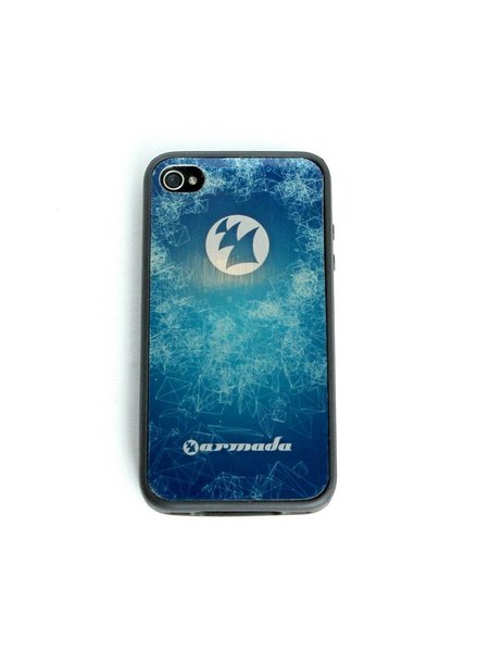 Armada Music Armada Music - Cubes iPhone 4S Case