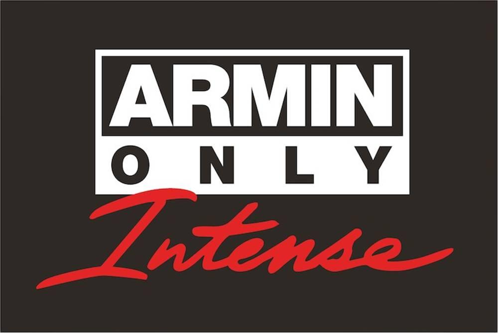 Armin van Buuren Armin van Buuren - Armin Only: Red Intense Flag
