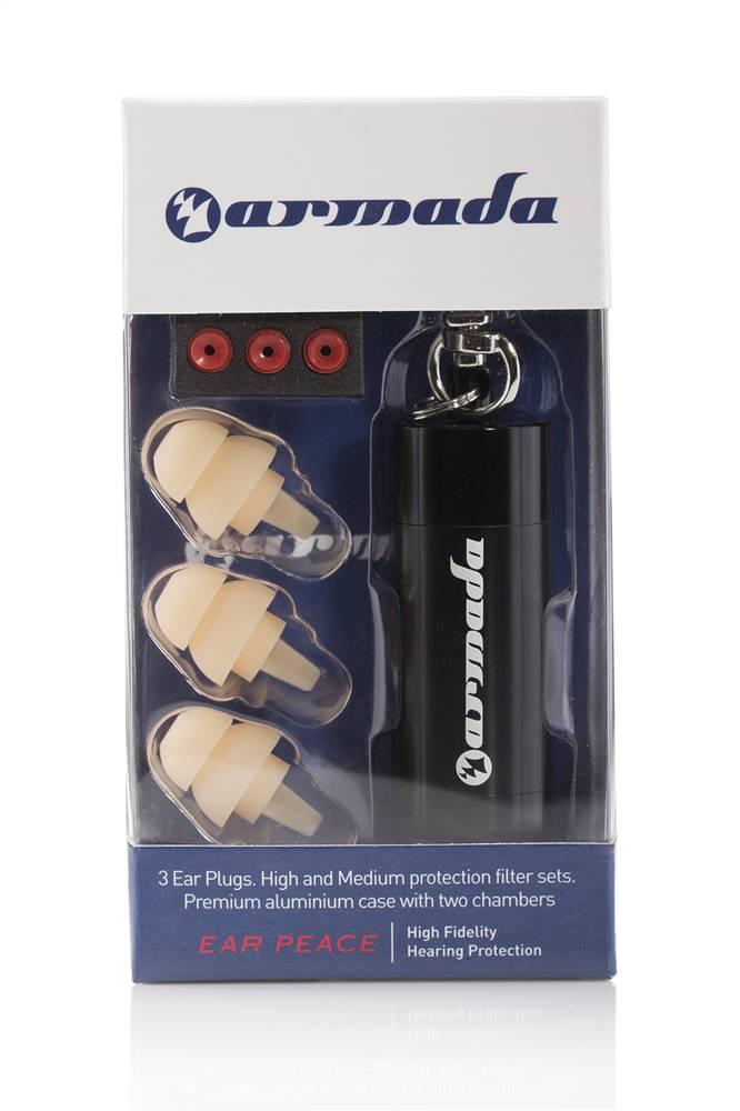 Armada Music Armada Music - EarPeace Ear Plugs