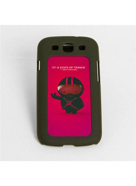 A State Of Trance A State Of Trance 650 - Pink Galaxy 3 Phone Case