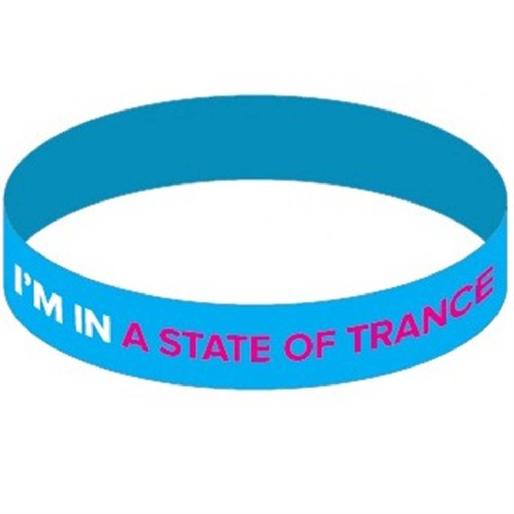 A State Of Trance A State Of Trance - Blue & Pink Wristband