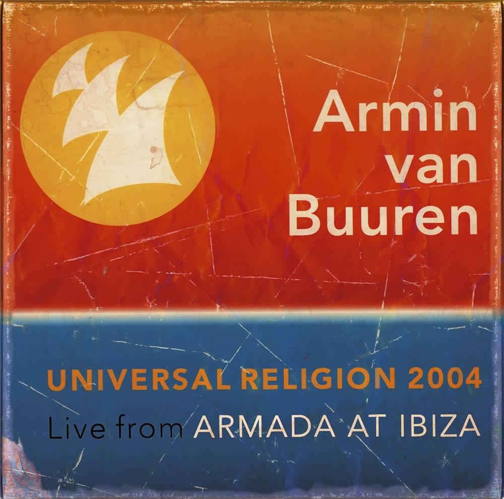 Armada Music Armin van Buuren - Universal Religion, Chapter 2