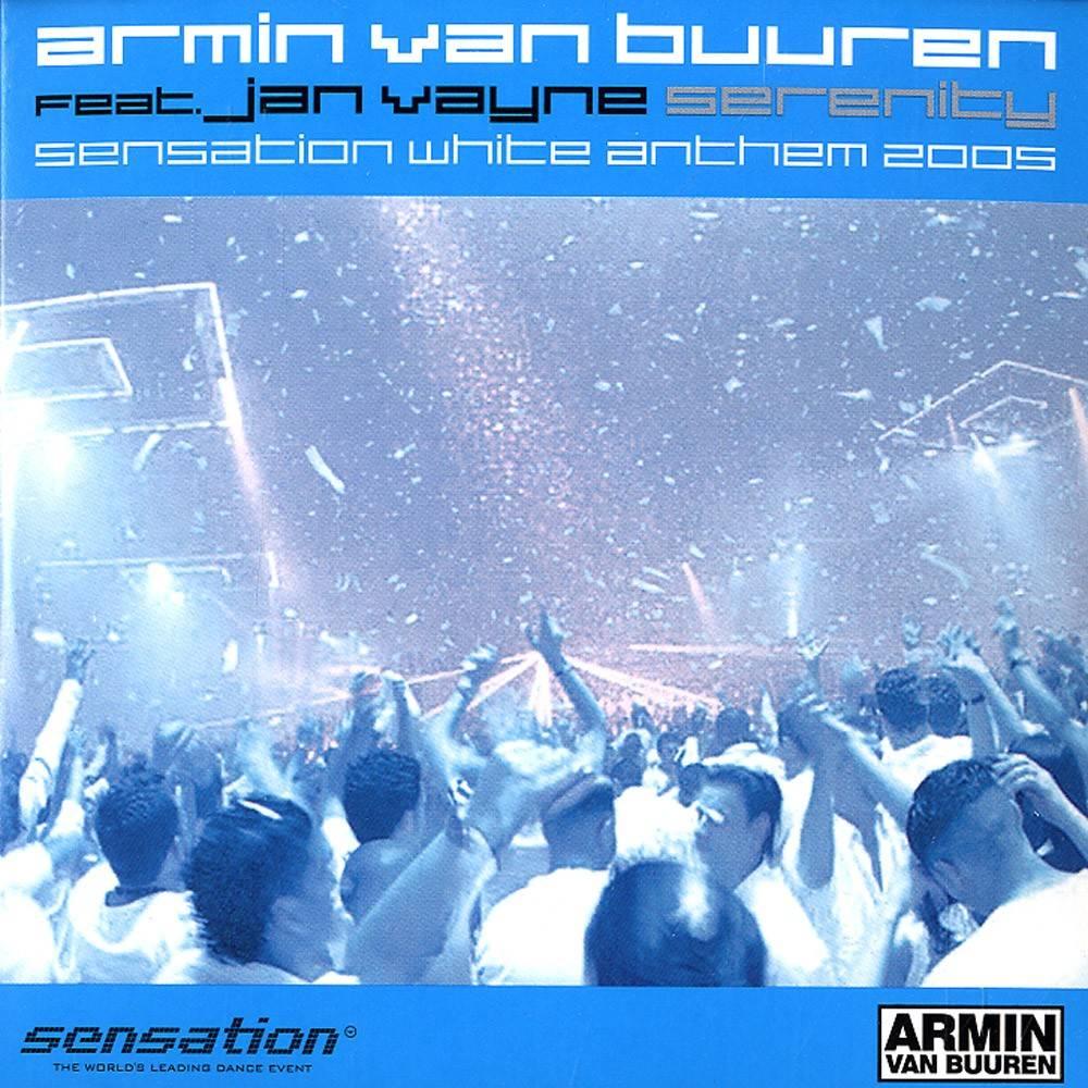 Armada Music Armin van Buuren & Jan Vayne - Serenity (Sensation White)