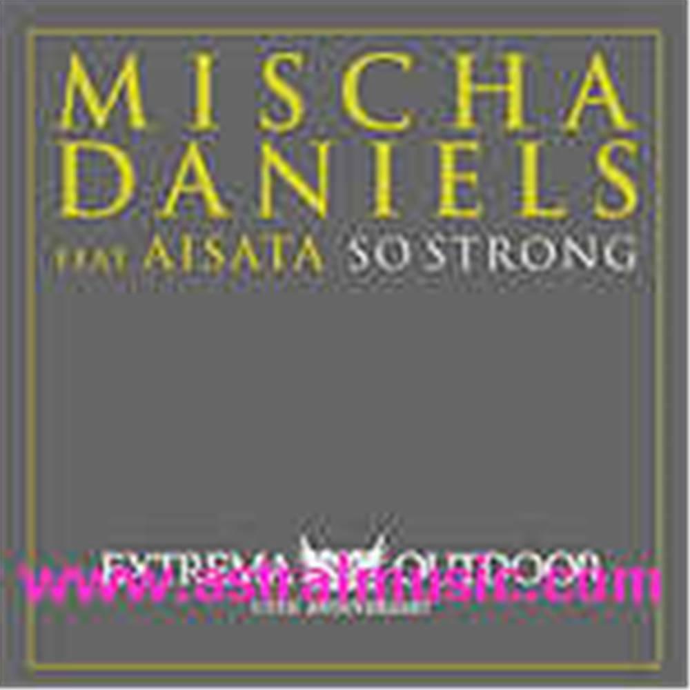 Armada Music Mischa Daniels feat. Aisata - So Strong