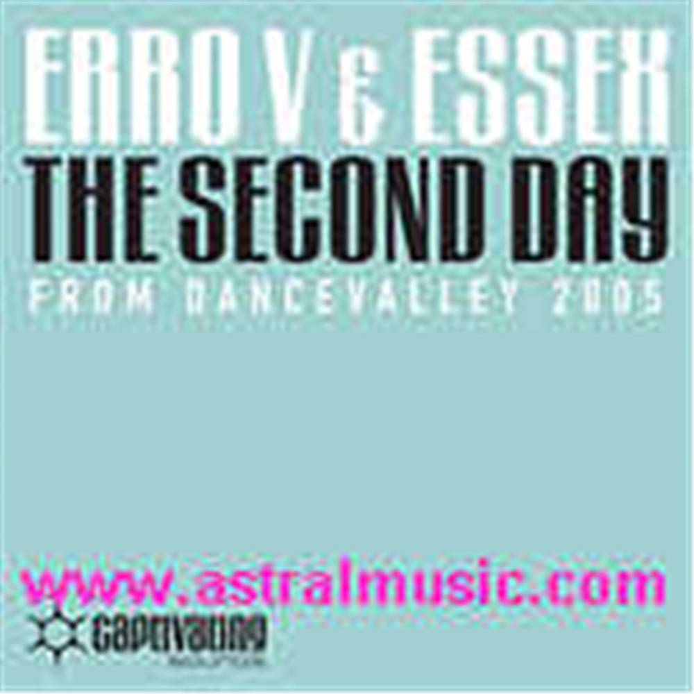 Armada Music Erro V & Essex - The Second Day (DV Anthem)
