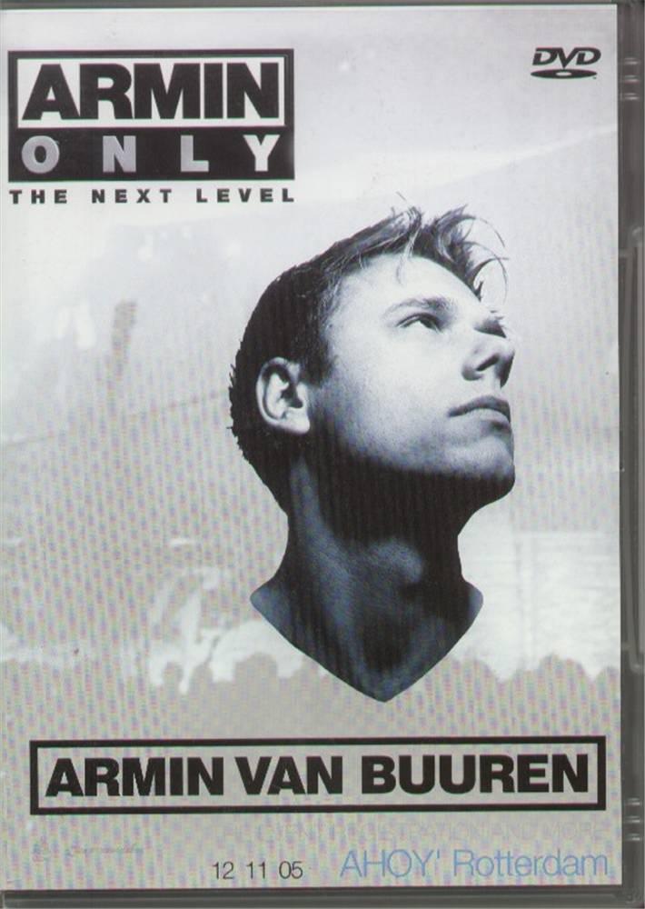 Armada Music Armin van Buuren - Armin Only: The Next Level