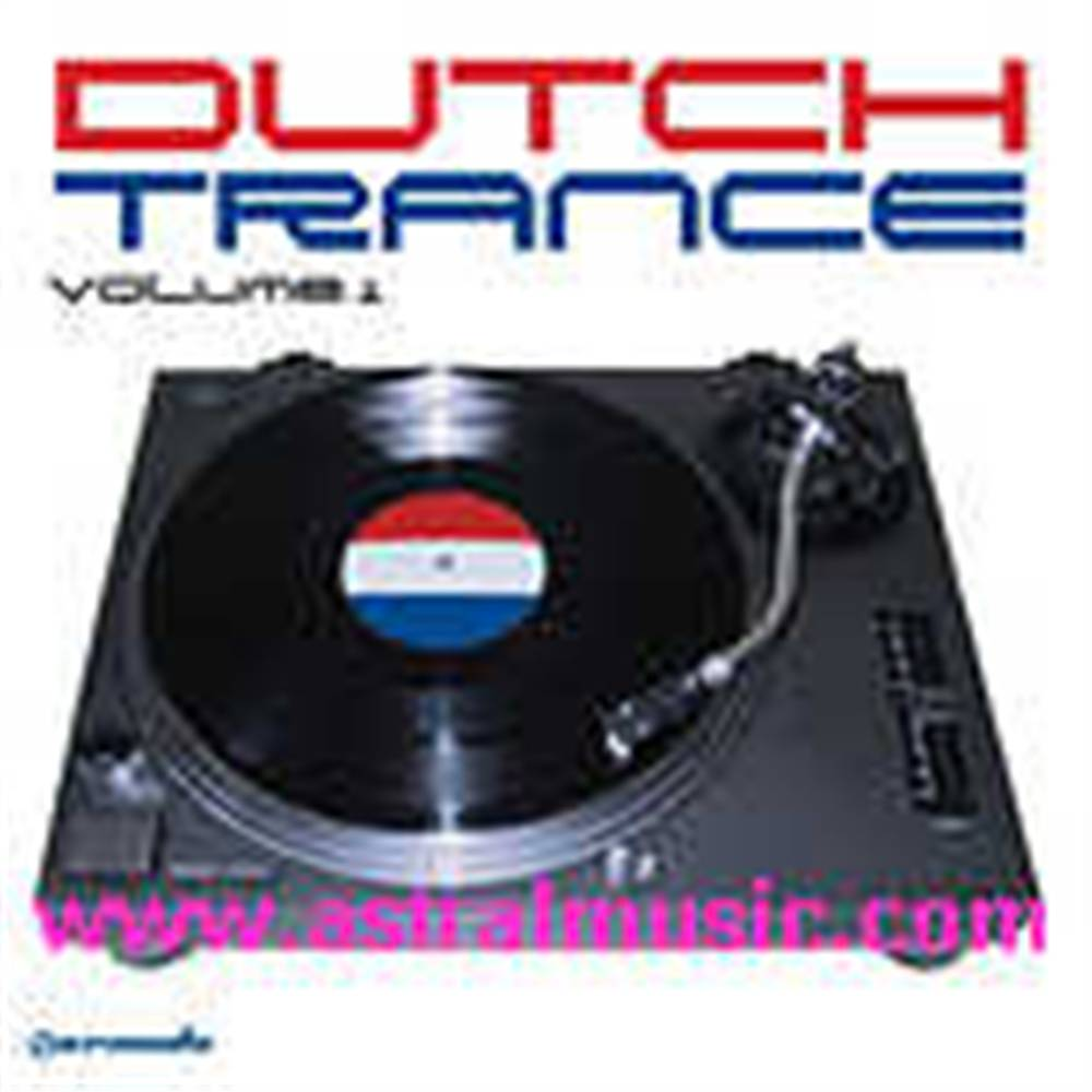 Armada Music Dutch Trance, Vol. 1