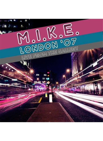Armada Music M.I.K.E. - London '07