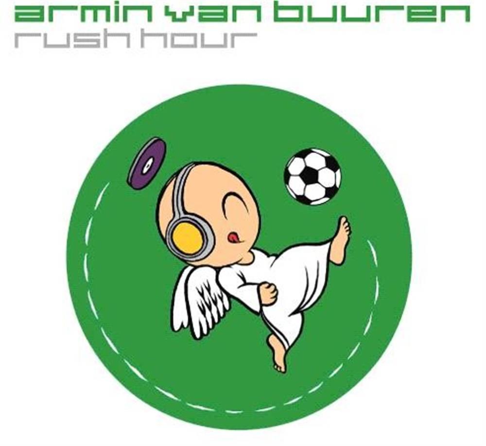 Armada Music Armin van Buuren - Rush Hour