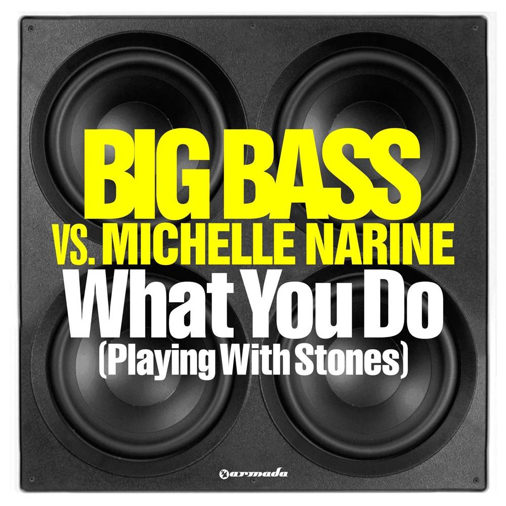 Armada Music Bigg Bass vs Michelle Narine - What You Do (Playing With Stones)