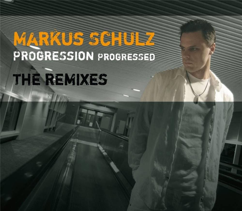 Armada Music Markus Schulz - Progression (The Remixes)