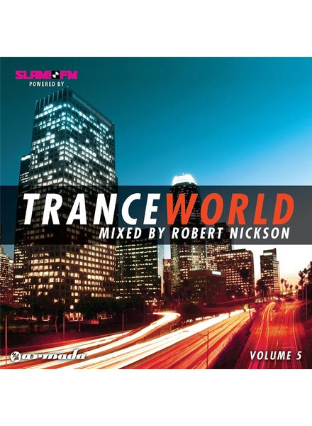 Armada Music Robert Nickson - Trance World 5