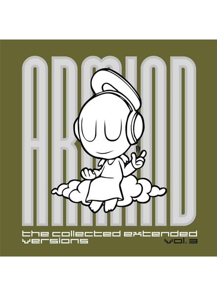 "Armind The Collected 12"" Mixes 3"