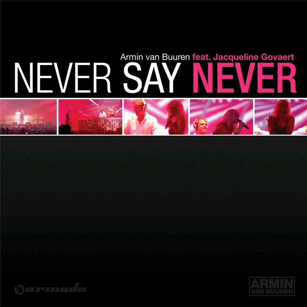 Armada Music Armin van Buuren feat. Jacqueline Govaert - Never Say Never