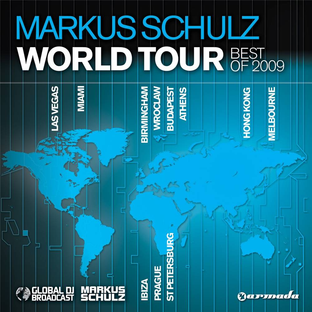 Armada Music Markus Schulz - World Tour