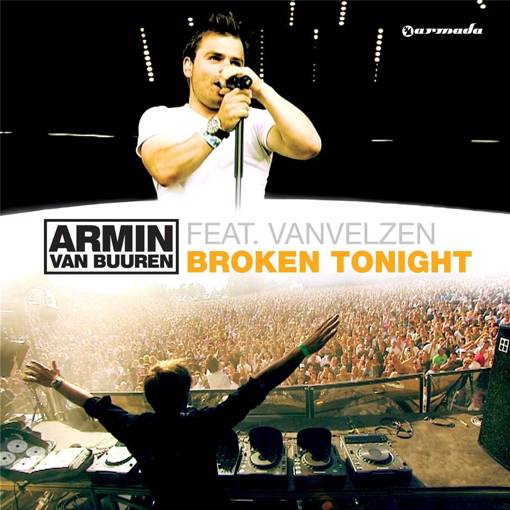Armada Music Armin van Buuren feat. Van Velzen - Broken Tonight