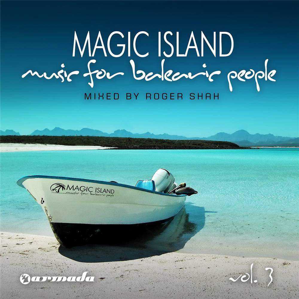 Armada Music Roger Shah - Magic Island, Vol. 3