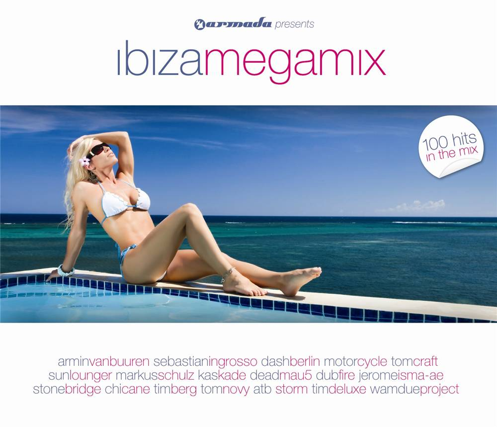 Armada Music Ibiza Mega Mix 2010