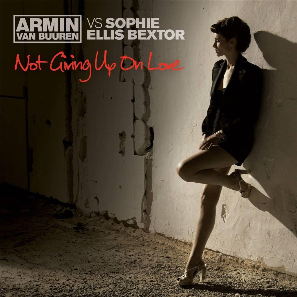Armada Music Armin van Buuren vs Sophie Ellis-Bextor - Not Giving Up On Love