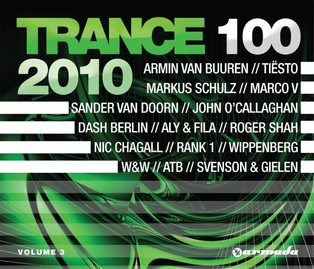 Armada Music Trance 100 - 2010, Vol. 3