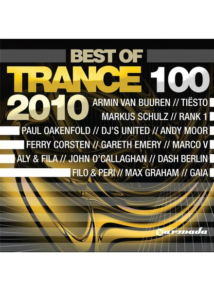 Trance 100  Trance 100 - Best Of 2010