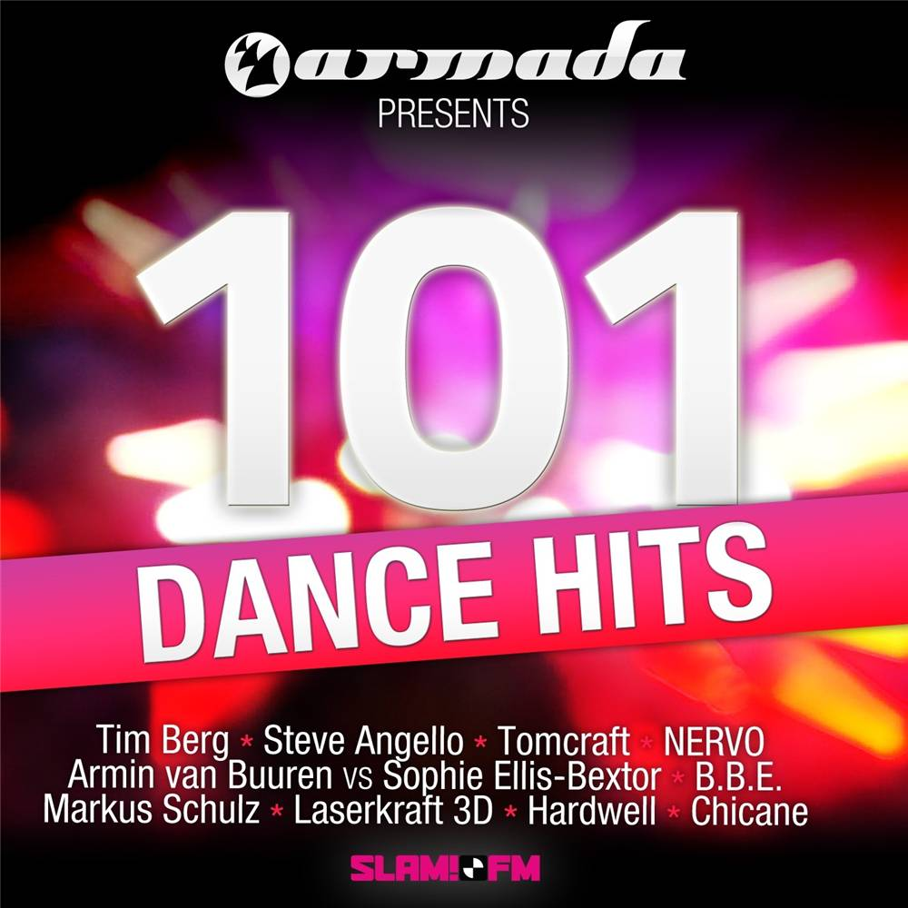 Armada Music Armada presents - 101 Dance Hits