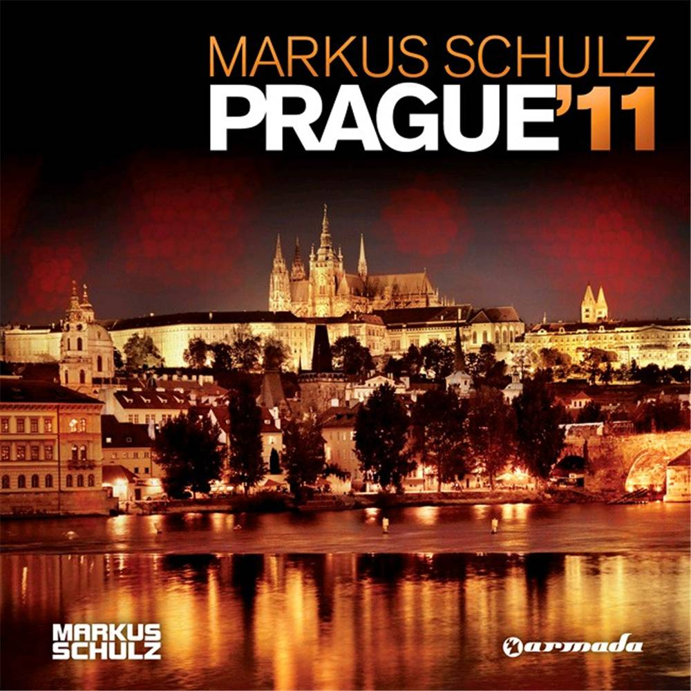 Armada Music Markus Schulz - Prague '11 (Signed)