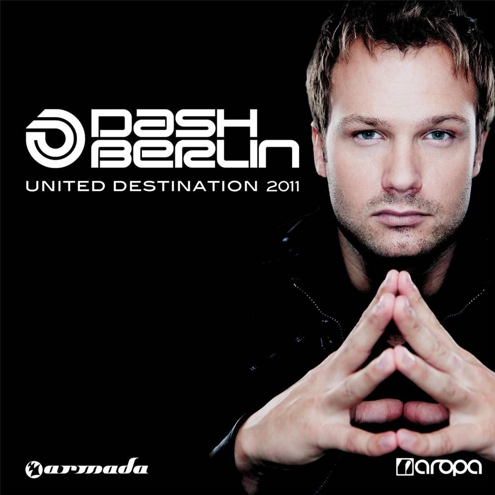 Armada Music Dash Berlin - United Destination 2011 (Signed)
