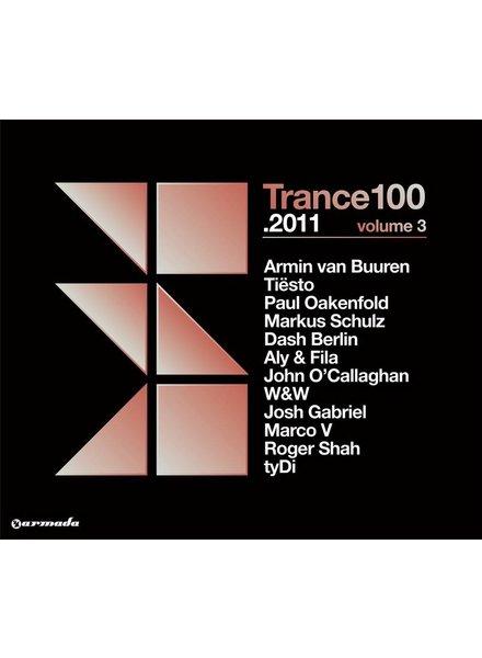 Trance 100  Trance 100 - 2011, Vol. 3