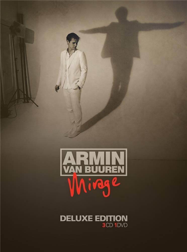 Armada Music Armin van Buuren - Mirage (Deluxe Edition)