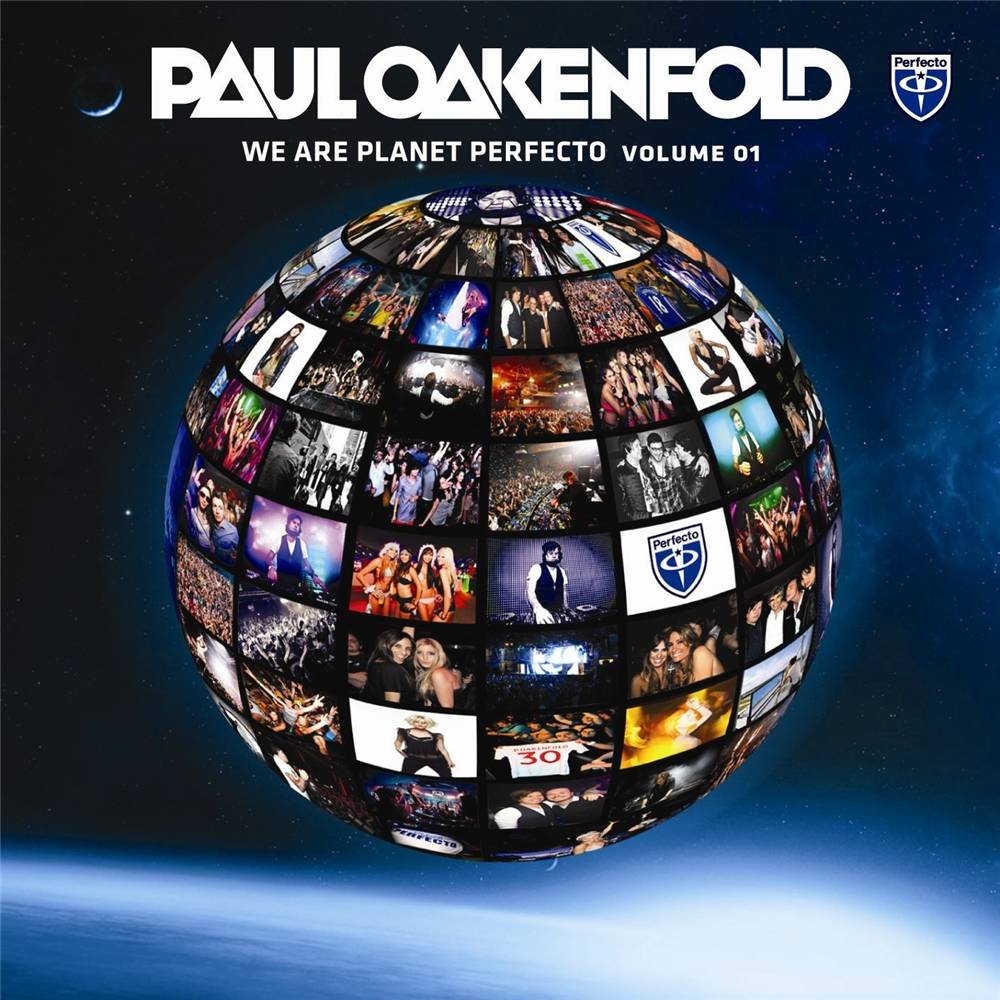 Paul Oakenfold - Planet Perfecto, Vol. 1 (Signed)